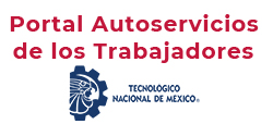 Portal Autoservicios para Trabajadores TECNM