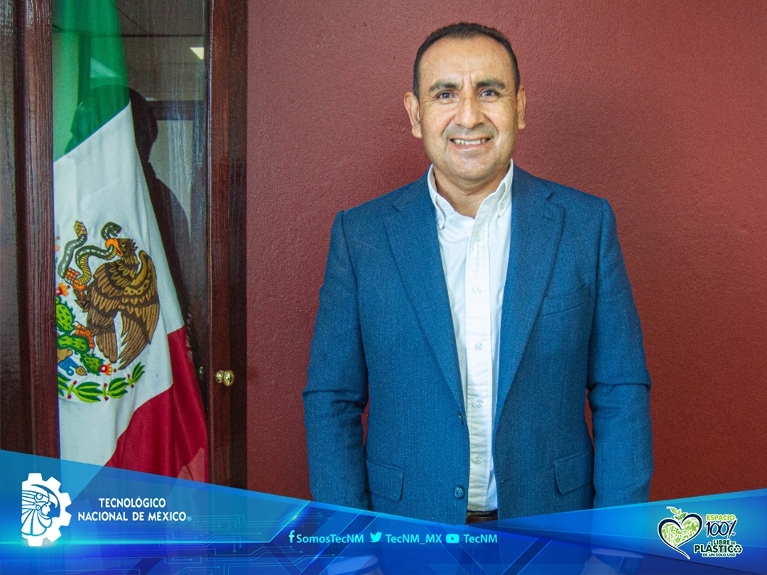 Asume cargo de subdirector de Planeación y Vinculación Lic. Eliazar Medina Sandoval