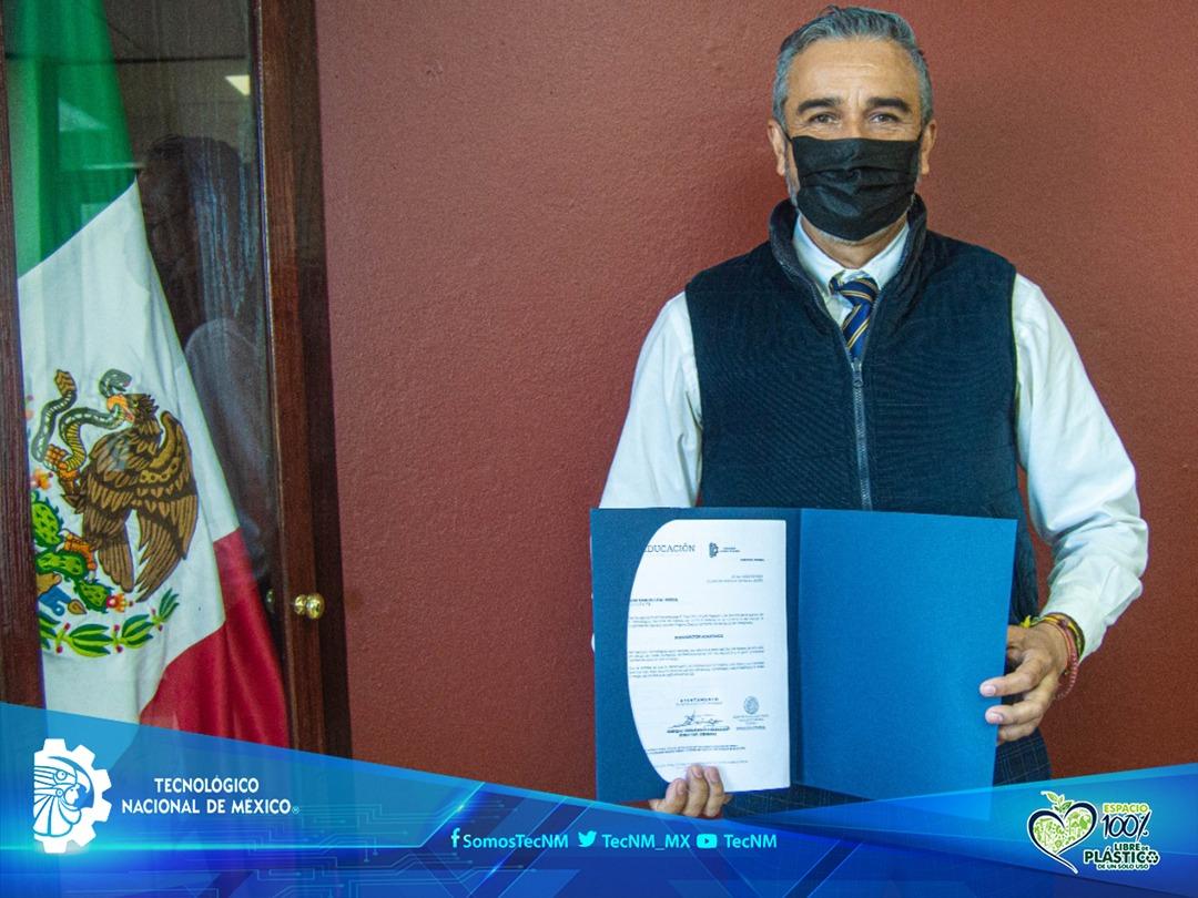 Asume cargo de subdirector Académico, Ing. Juan Carlos Leal Nodal