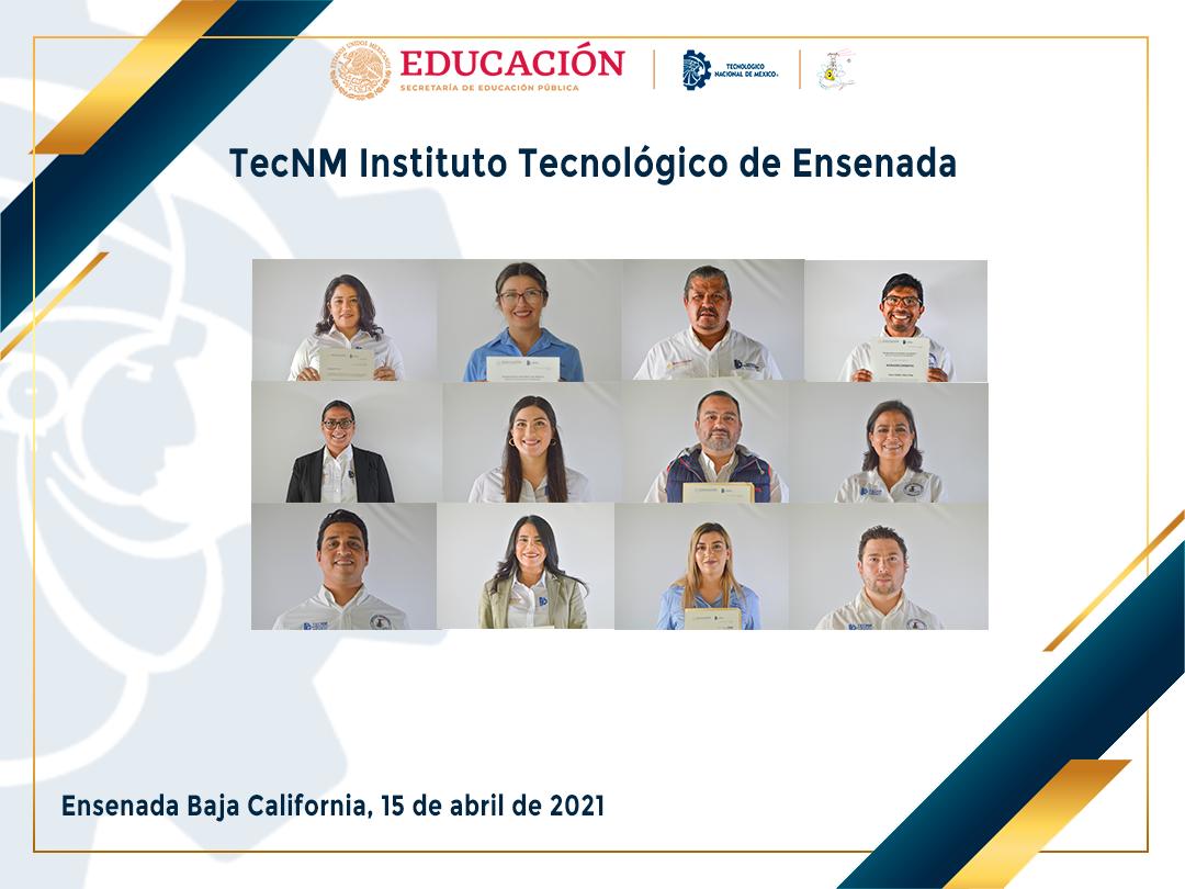 TecNM campus Ensenada Asume funciones nuevo personal directivo y administrativo